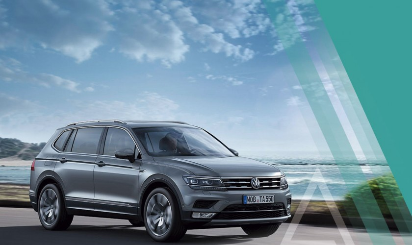 conoce al nuevo volkswagen tiguan allspace nelvauto center. Black Bedroom Furniture Sets. Home Design Ideas
